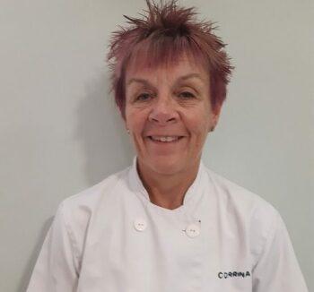 Corrina Skinner, Head Chef at Grosvenor House